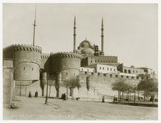 Egypt and Syria in 1870s-1920s (50+ photos) | Kenga Rex