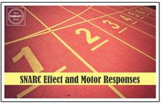 Pediatric Therapy Corner: SNARC Effect and Motor Responses- pinned by @PediaStaff – Please Visit ht.ly/63sNtfor all our pediatric therapy pins