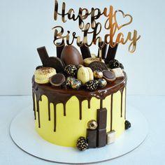 74 отметок «Нравится», 6 комментариев — Торты и десерты на заказ (@i.like.eat) в Instagram: «Все таки он мне определенно нравится☺️ Яркий, весёлый, аппетитный Он был на дне рождения, где было…»