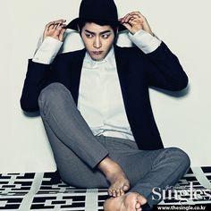 2014.03, Singles, Hong Jong Hyun