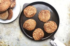 Buckwheat Pancakes