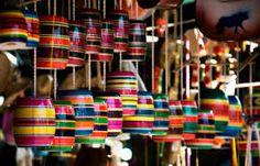 Resultado de imagen para decoracion mexicana para restaurantes