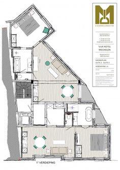 VixX Hotel Mechelen | Luxury Suites, own living room