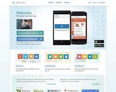Inspiring Android App Websites