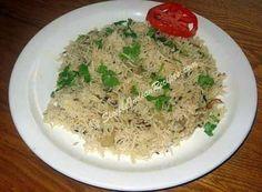 Jeera Rice | Simple Indian Recipes