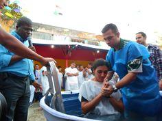 Batismo.