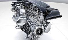 Neue Mercedes-Motoren 2017 - Mercedes hat seine Verbrenner nochmal ordentlich überarbeitet und startet im März 2017 eine große Motorenoffensive. Ein underwartetes Comeback gibt dabei der Reihensechszylinder.