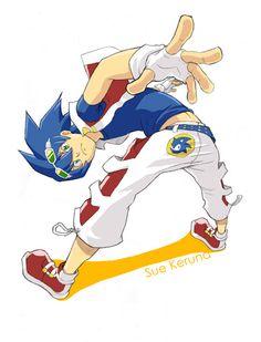 Human Sonic by SueKeruna