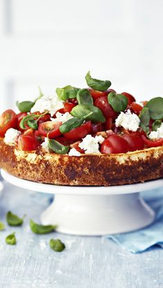 Scandinavian Food, Sandwich Cake, Sweet And Salty, Bruschetta, Yummy Cakes, Superfood, Soul Food, Food Inspiration, Food And Drink