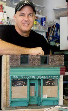 Randy Hage ... wonderful talent! Storefront Art   Flickr: Intercambio de fotos