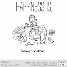 Funny Quotes About Life Thoughts Happy 39 Ideas For 2019 Life Thoughts, Happy Thoughts, Happy Quotes, Me Quotes, Qoutes, Make Me Happy, Are You Happy, Sewing Quotes, Happiness Project
