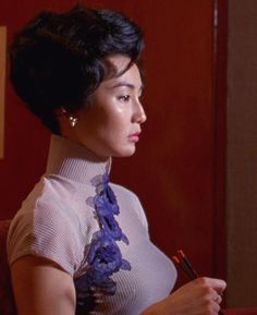 in the mood for love dress - Google Search