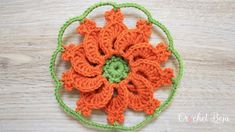Crochet Flowers Easy Easy Crochet Flower Pattern You Need To Learn - This 8 petals crochet flowers, are by far one of the easiest crochet patterns you'll ever see and yet are also one of the most beautiful and versatile. Puff Stitch Crochet, Mode Crochet, Crochet Cord, Easy Crochet, Crochet Stitches, Crochet Baby, Crochet Motif, Bobble Stitch, Crochet Butterfly