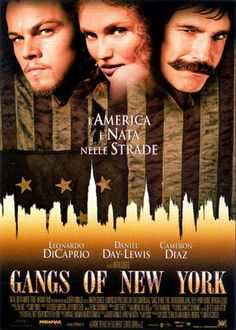 Gangs of New York film con Leonardo DiCaprio disponibile al download ed in streaming HD gratis ed in italiano sul tuo PC, smartphone e tablet.