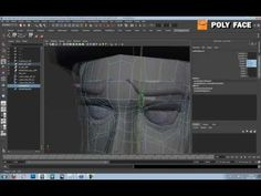 Facial Rigging - Maya Tutorial - One of the best joint-based rigging tuts I have seen so far! Zbrush Tutorial, 3d Tutorial, Maya, Animation Tutorial, 3d Animation, Character Rigging, 3d Max Vray, Effects Photoshop, Modeling Tips