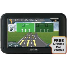 """MAGELLAN RM5322SGLUC RoadMate(R) 5322-LM 5"""" GPS Device with Free Lifetime Map Updates"""