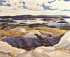 Bay of Islands - Franklin Carmichael