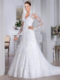 Vestido de noiva modelo: Jersey
