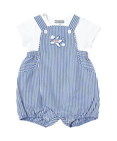 Toddler Boy Outfits, Kids Outfits, Baby Outfits, Kids Summer Dresses, Sailor Dress, Clothing Size Chart, White Tees, Blue Stripes, Baby Girls