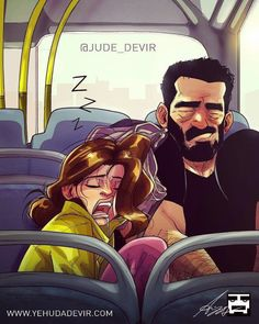15 Brilliant Comics Of Couples That Will Make Your Day - bemethis