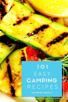 Learn how to make the best meals for camping including chicken, fish, and desserts Camping Meals, Watermelon, Pineapple, Good Food, Fish, Fruit, Desserts, Recipes, Camp Meals