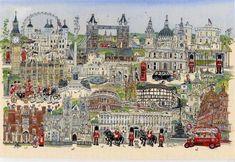 London Watercolours