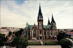 Церковь Св. Ольги и Елизаветы