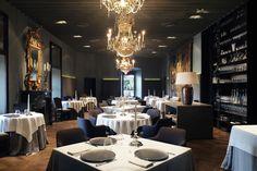restaurantes Castell Peralada Restaurant Girona T arruella Trenchs Studio