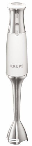 Special Offers - KRUPS KZ700142 Acrylic Immersion Blender with Stainless Steel Blades White Review - In stock & Free Shipping. You can save more money! Check It (September 27 2016 at 12:35AM) >> http://standmixerusa.net/krups-kz700142-acrylic-immersion-blender-with-stainless-steel-blades-white-review/