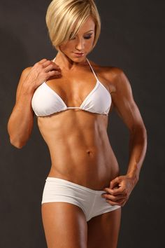 The truth about women and muscles - News - Bubblews