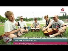 BREAKING MUSE: Jesteśmy Funk'n'tronic / We are Funk'n'tronic #Wroclaw #music