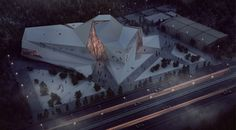 Gallery - New Wave Architecture Designs Rock Gym for Polur - 6