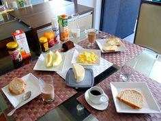 Café da Manhã - MINHA CASA