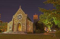 Anniston, Alabama downtown church www.studio1122.com