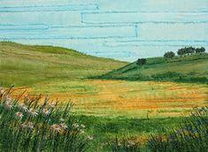Machine Embroidered Landscapes Workshop Event Image