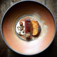 3,662 mentions J'aime, 27 commentaires – Daniel Watkins (@chefdanielwatkins) sur Instagram : « Honey & beer Glazed duck, yeasted celeriac, pumpkin #tbt #throwbackthursday #throwback #food… »