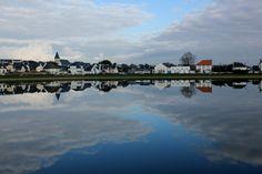 concours photos 2013 - POIRIER FRANCOIS ''Après midi d'hiver, vue sur Etel''