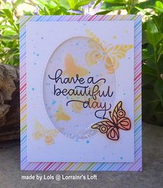 Happy Birthday to me!! and what better way to spend a special day than opening up the latest Simon Says Stamp April Card Kit and have a pl...
