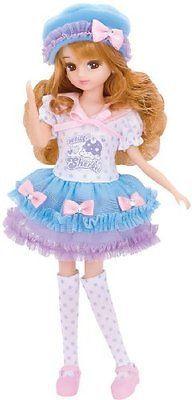 Takara Tomy Licca Doll LD-15 Sherbert Ribbon