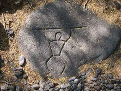 Ancient Pictographs | Hawaiian Petroglyphs