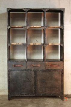 Industriële Meubilair Alle BARAK'7 industriële meubels
