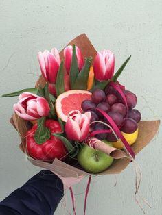 Дарить цветы — банально! 11 изумительных идей для подарка - Своими руками