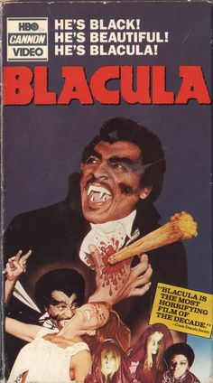 He's Black!  He's beautiful!  He's BLACULA!