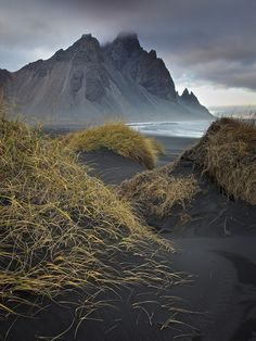 Stokksnes, Iceland by Pete Hyde