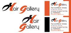 logo & Biglietto da Visita Hair Gallery