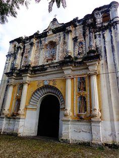 Iglesia de Guadalupe, f.k.a Iglesia de Belén, a.k.a. templo del Beaterio de Belen.