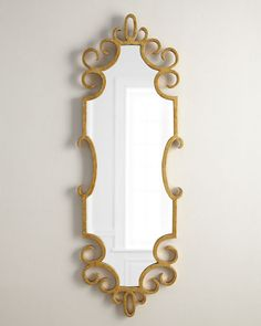 Wall Mirrors, Decorative Mirrors & Floor Mirrors | Horchow for my dressing room