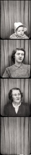 Photo Booth investigates the fleeting nature of life and the abruptness of death.
