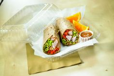 Thai Turkey Wrap recipe inspired by Dusty Rose Wellness Liaison McMinnville SD McMinnville, OR