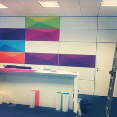 Decorating office #frujet #frujet_office